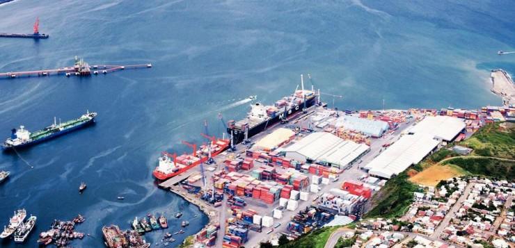 Exportaciones de la región del Biobío aumentaron 5,4% en marzo