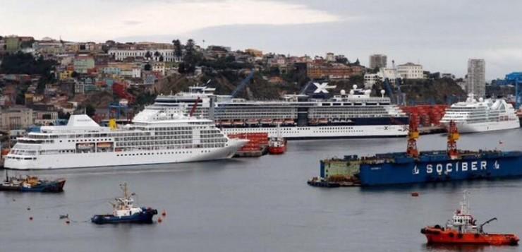 3 cruceros