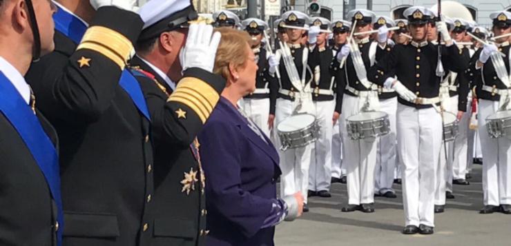 La Armada y Valparaíso recuperan el 21 de mayo