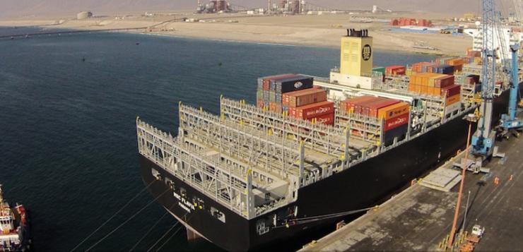 Desafíos de la logística portuaria se analizarán en seminario internacional en Mejillones