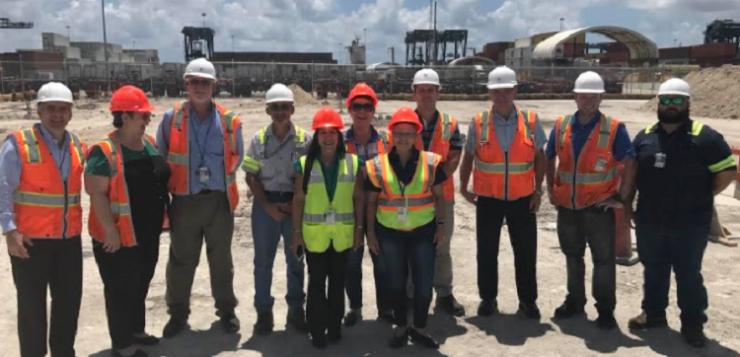 Florida International Terminal inicia construcción de su nuevo terminal