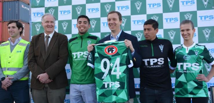 TPS y Santiago Wanderers renuevan alianza hasta 2020